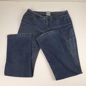 Liz Claiborne Classic Fit Boot Cut Size 10